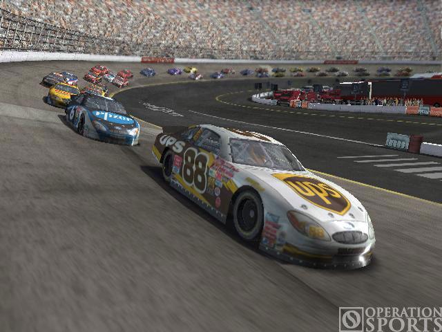 NASCAR Thunder 2004 Screenshot #1 for Xbox