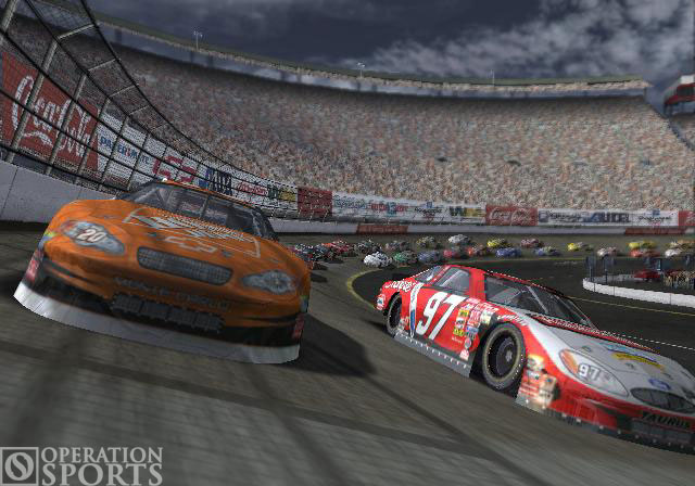NASCAR Thunder 2004 Screenshot #2 for Xbox
