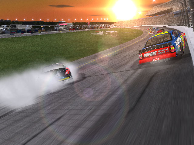 NASCAR Thunder 2003 Screenshot #1 for Xbox