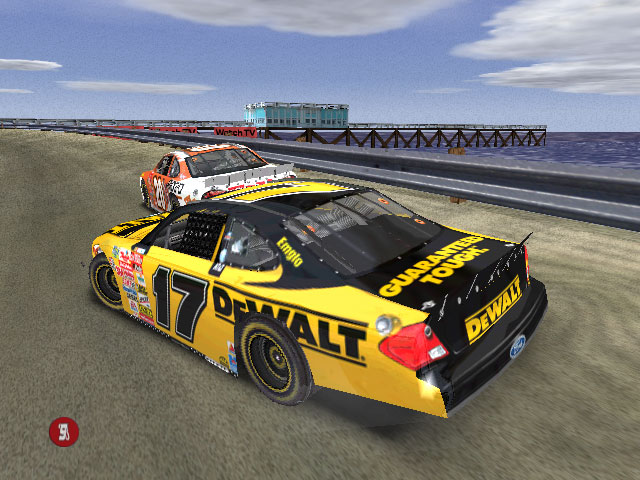 NASCAR Thunder 2003 Screenshot #2 for Xbox