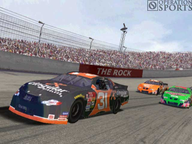 NASCAR: Dirt to DAYTONA Screenshot #1 for NGC