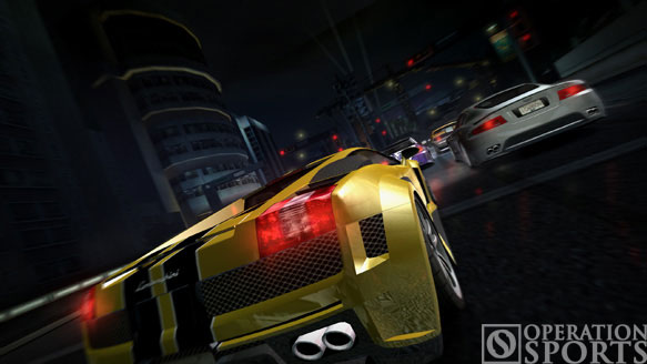 Need For Speed Carbon Screenshot #3 for Xbox 360