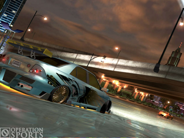 Need For Speed Underground 2 Screenshot #1 for Xbox