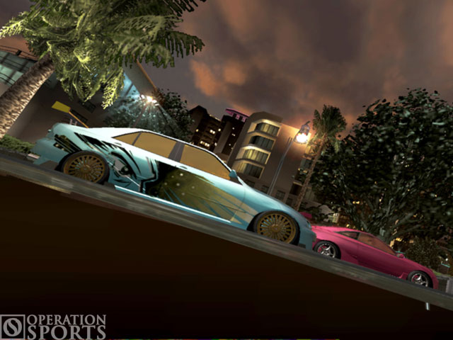 Need For Speed Underground 2 Screenshot #2 for Xbox