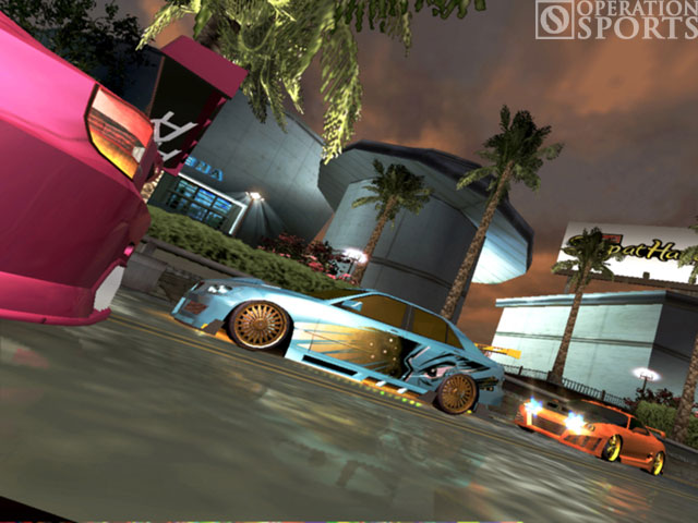 Need For Speed Underground 2 Screenshot #3 for Xbox