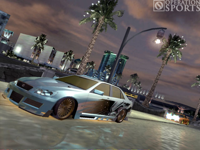 Need For Speed Underground 2 Screenshot #4 for Xbox