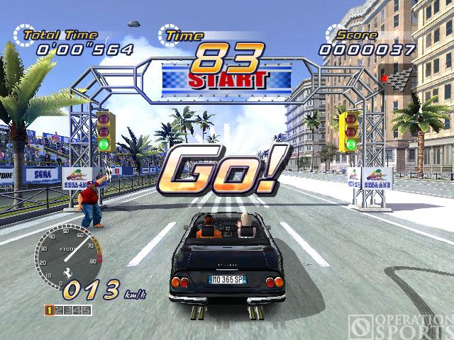 OutRun 2 Screenshot #1 for Xbox