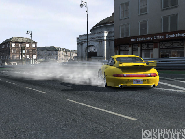 Project Gotham Racing 2 Screenshot #1 for Xbox