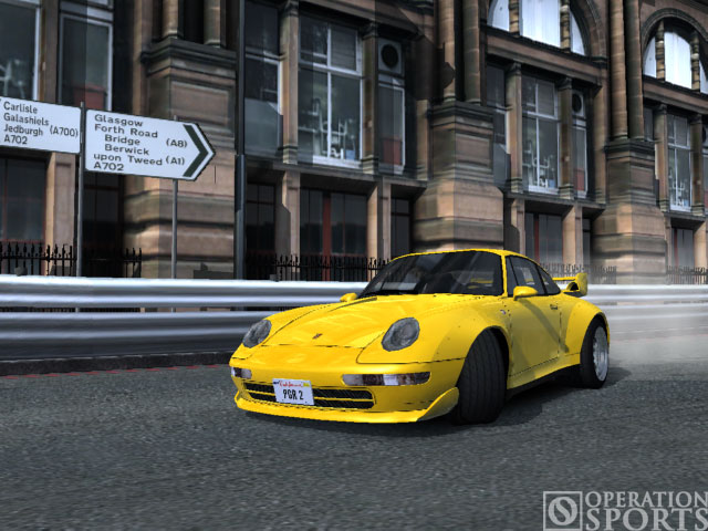 Project Gotham Racing 2 Screenshot #3 for Xbox