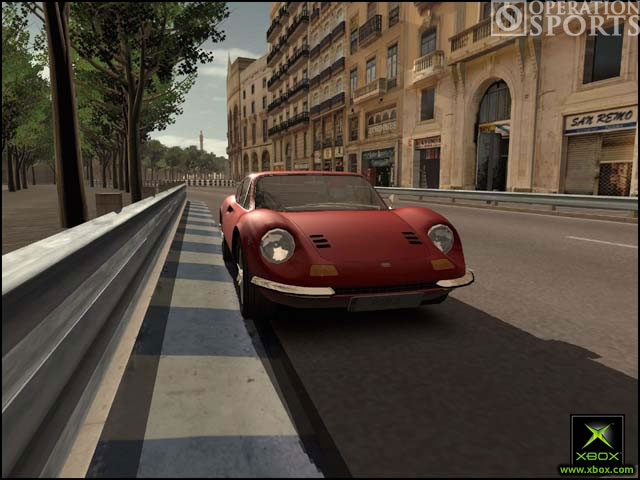 Project Gotham Racing 2 Screenshot #4 for Xbox
