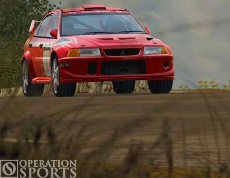 RalliSport Challenge 2 Screenshot #1 for Xbox