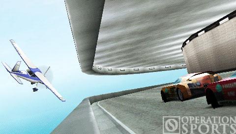 Ridge Racer Screenshot #2 for PSP