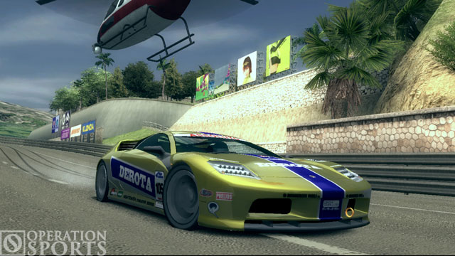 Ridge Racer 6 Screenshot #1 for Xbox 360