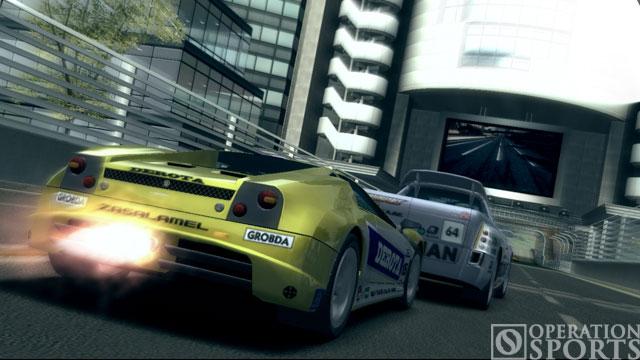 Ridge Racer 6 Screenshot #2 for Xbox 360