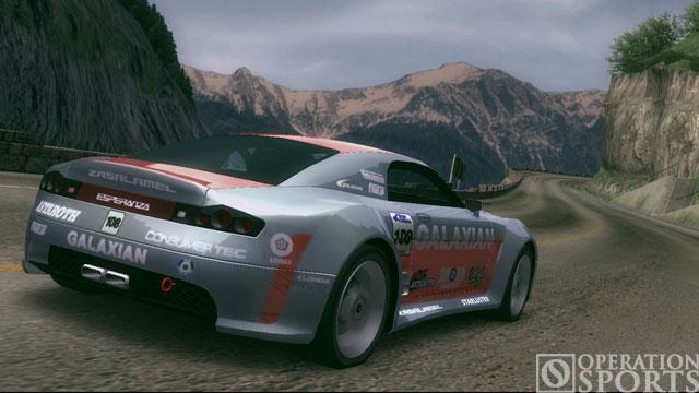 Ridge Racer 6 Screenshot #3 for Xbox 360