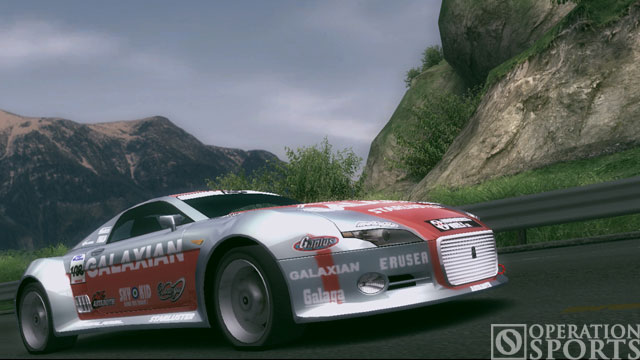 Ridge Racer 6 Screenshot #4 for Xbox 360