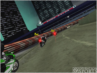Speed Kings Screenshot #2 for PS2