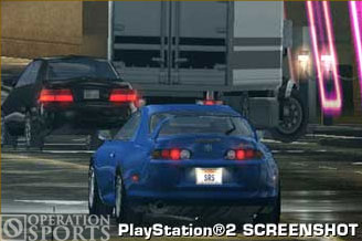Street Racing Syndicate Screenshot #2 for PS2