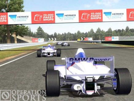 TOCA Race Driver 3 Screenshot #1 for PS2