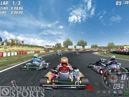 TOCA Race Driver 3 Screenshot #2 for PS2