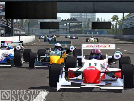 TOCA Race Driver 3 Screenshot #4 for PS2