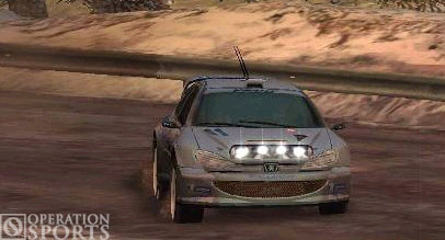 V-Rally 3 Screenshot #2 for Xbox