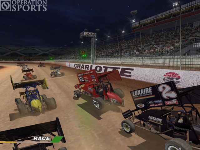 World of Outlaws: Sprint Cars Screenshot #2 for PC