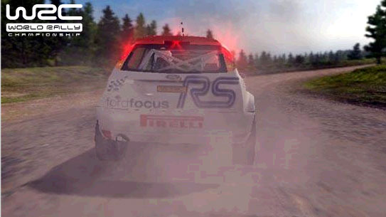 World Rally Championship Screenshot #1 for PS2