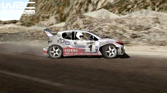 World Rally Championship Screenshot #2 for PS2