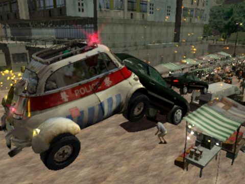 Wreckless: The Yakuza Missions Screenshot #2 for Xbox