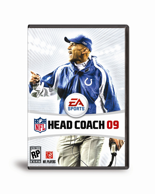 NFL Head Coach 09 Screenshot #1 for PS3