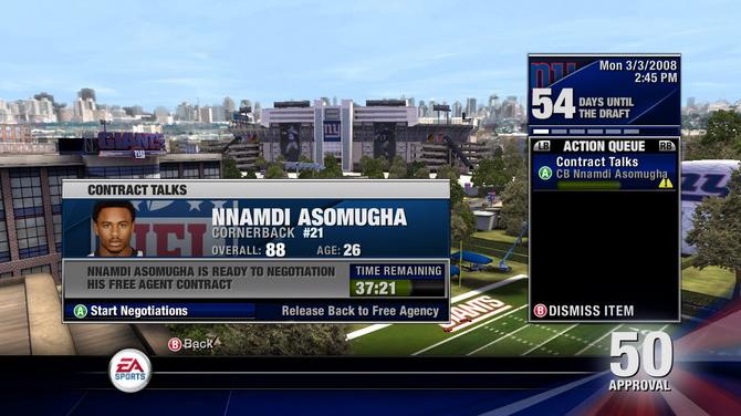 NFL Head Coach 09 Screenshot #14 for Xbox 360