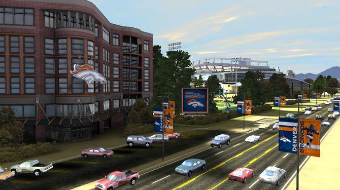 NFL Head Coach 09 Screenshot #5 for Xbox 360