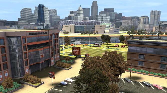 NFL Head Coach 09 Screenshot #7 for Xbox 360