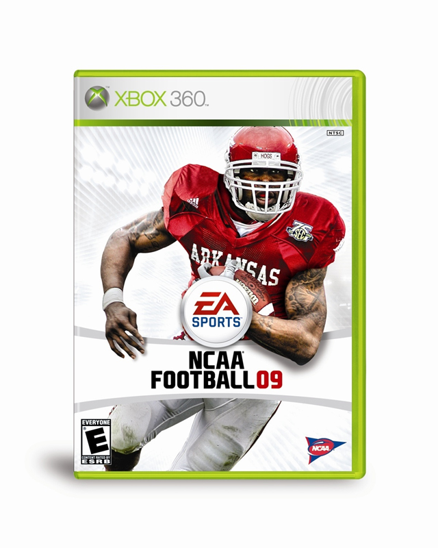 NCAA Football 09 Screenshot #1 for Xbox 360