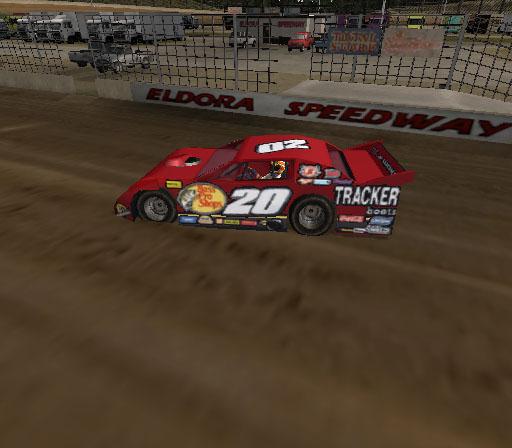 Sprint Cars 2: Showdown at Eldora Screenshot #1 for PS2