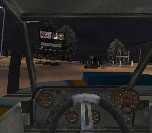 Sprint Cars 2: Showdown at Eldora Screenshot #4 for PS2