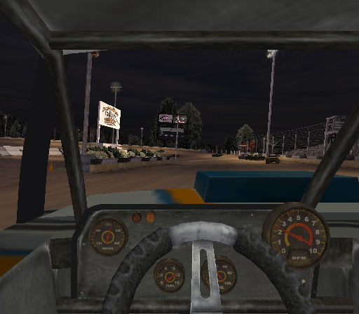 Sprint Cars 2: Showdown at Eldora Screenshot #5 for PS2
