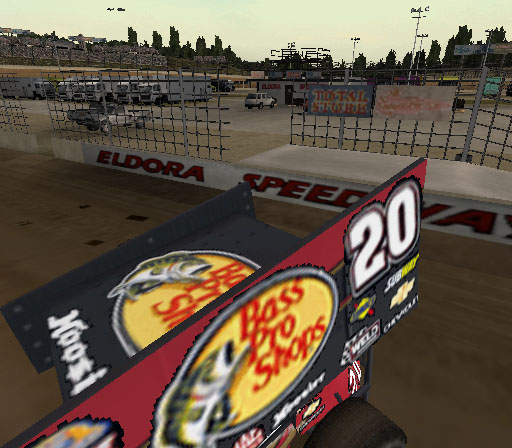 Sprint Cars 2: Showdown at Eldora Screenshot #7 for PS2