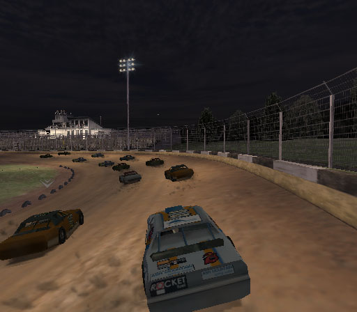 Sprint Cars 2: Showdown at Eldora Screenshot #21 for PS2