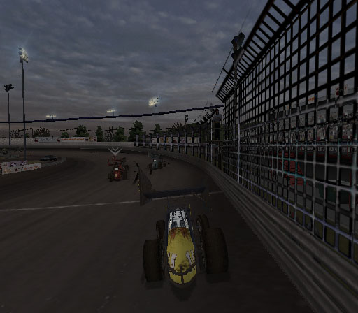 Sprint Cars 2: Showdown at Eldora Screenshot #15 for PS2