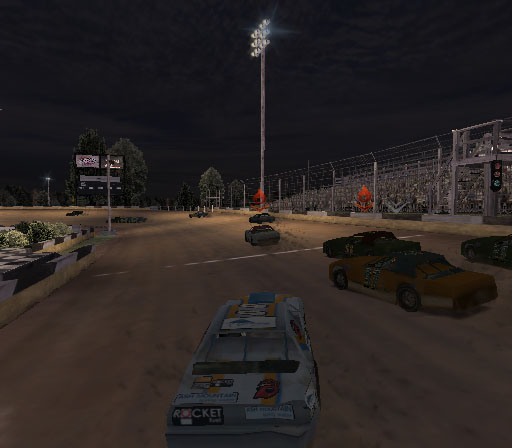 Sprint Cars 2: Showdown at Eldora Screenshot #20 for PS2