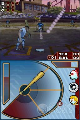 Major League Baseball 2K8 Fantasy All-Stars Screenshot #14 for NDS