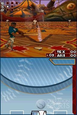 Major League Baseball 2K8 Fantasy All-Stars Screenshot #21 for NDS