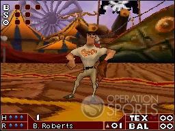 Major League Baseball 2K8 Fantasy All-Stars Screenshot #28 for NDS