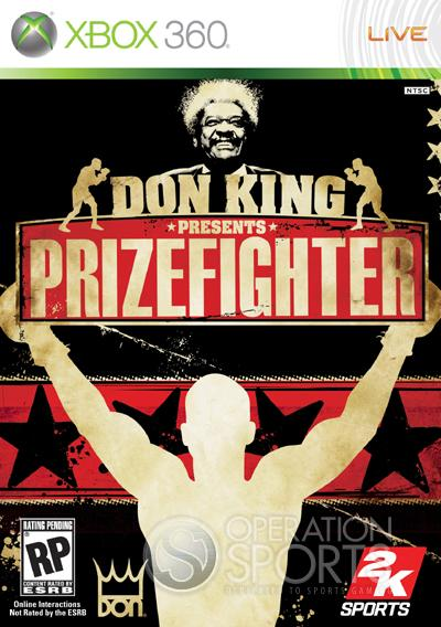 Don King Presents: Prizefighter Screenshot #1 for Xbox 360