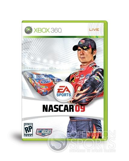 NASCAR 09 Screenshot #13 for Xbox 360