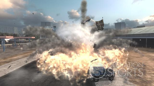 FlatOut: Ultimate Carnage Screenshot #11 for PC