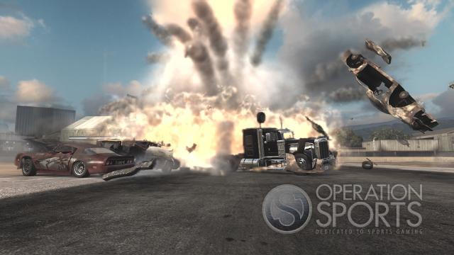 FlatOut: Ultimate Carnage Screenshot #13 for PC