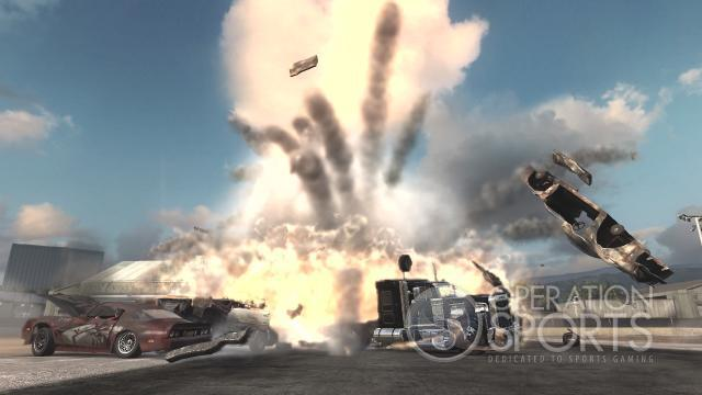 FlatOut: Ultimate Carnage Screenshot #15 for PC
